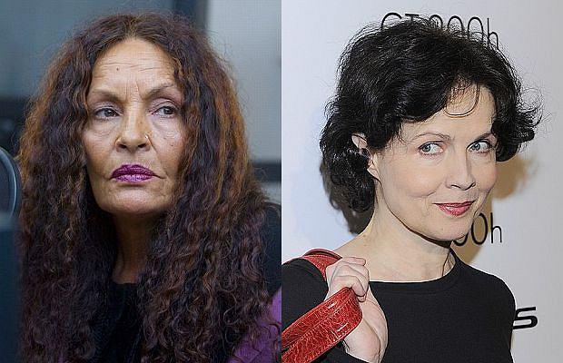 Farida i Małgorzata Niemen
