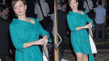 Olga Borys - jak ona się ubrała?!