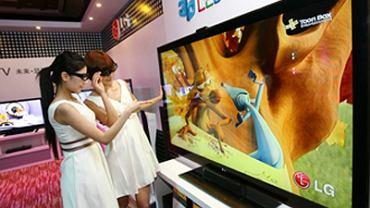 LG kontra reszta świata - wojna na okulary 3D