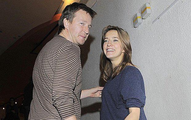 Kamila Baar i Wojciech Błach.