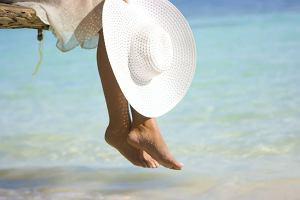 Piękne stopy na lato