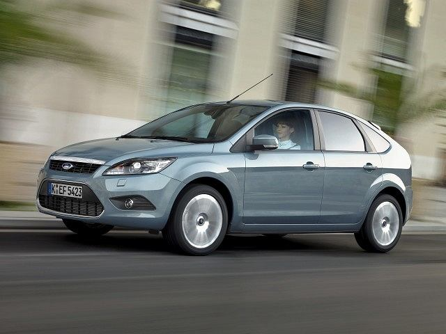 Ford Focus 5D (2008)