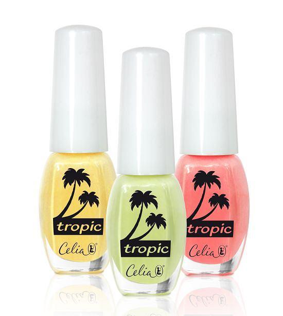 Lakiery Celia Tropic
