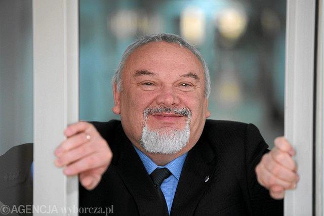 Prof. Ryszard Tadeusiewicz, AGH