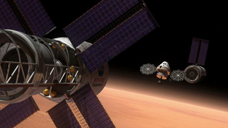 NASA MPCV