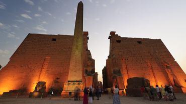 Egipt atrakcje - Świątynia Luksorska