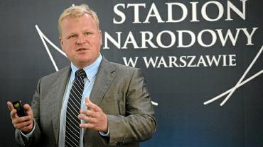 Rafał Kapler, były prezes NCS