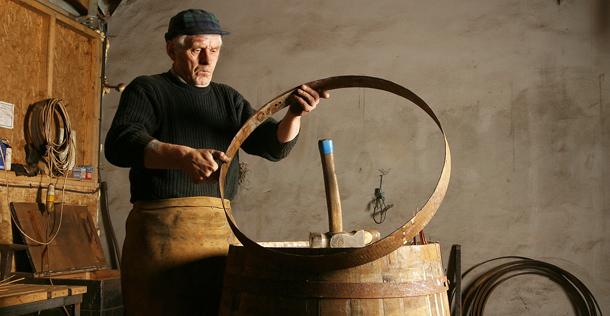 whisky, malt, bednarz