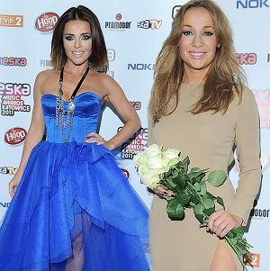 Stylizacje gwiazd na Eska Music Awards 2011