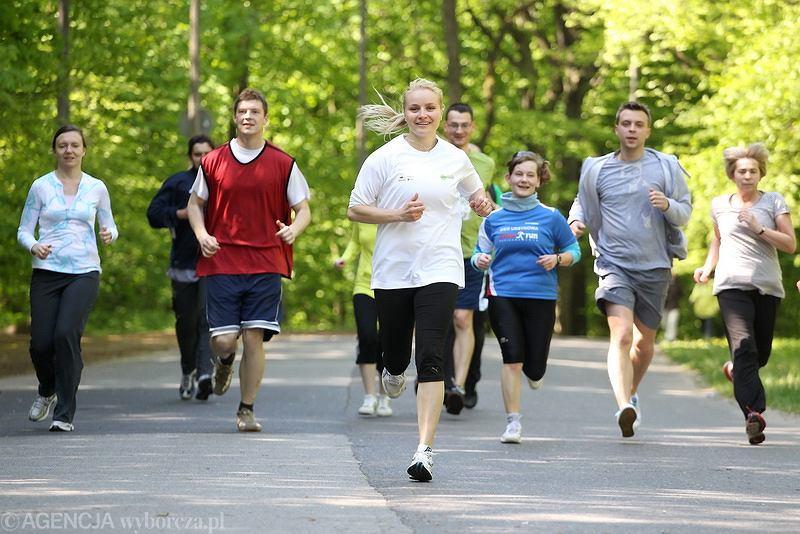 Unikaj ćwiczenia na pusty żołądek