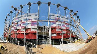 Budowa Stadionu Narodowego