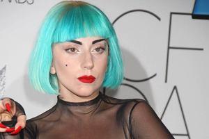 Na niedawnej gali rozdania modowych nagród CFDA w Nowym Jorku pojawiła się Lady GaGa...