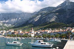 Chorwacja. Makarska i okolice