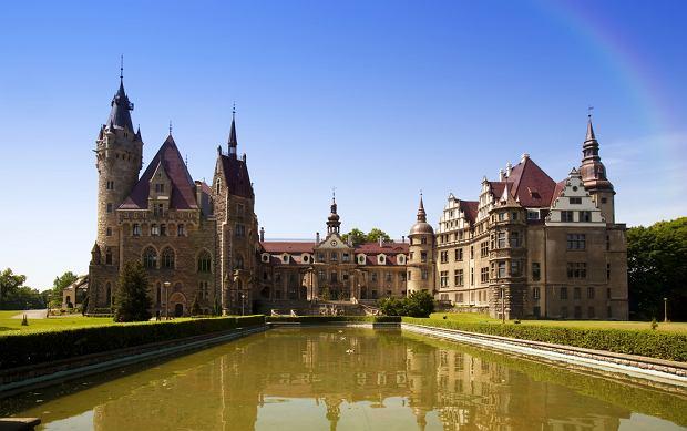 Polska, jakiej nie znacie. Zamki i pałace Śląska