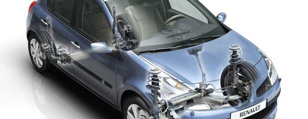 Podwozie | Jak dbać o układ jezdny