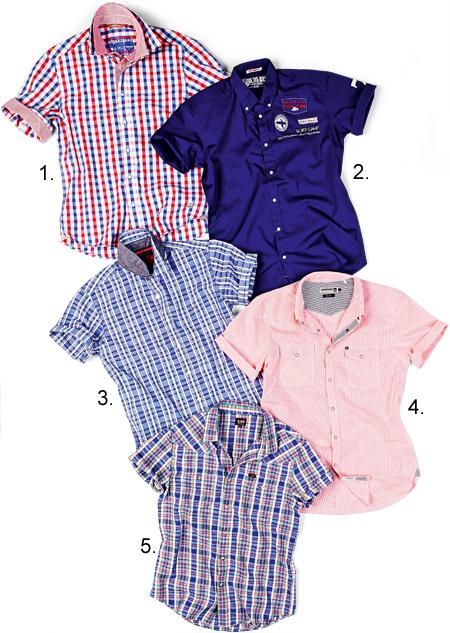koszulki, koszula z krótkim rękawem
