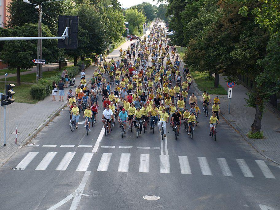 Święto Roweru w Lubartowie