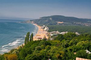 Bułgaria. Słynne Złote Piaski