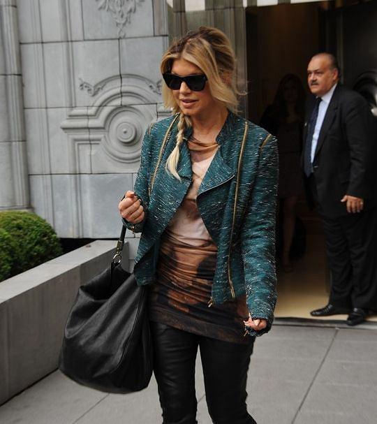 Fergie w Paryżu
