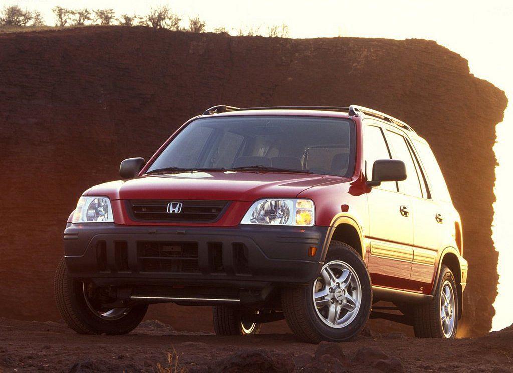 Honda CR-V (1995-2002)