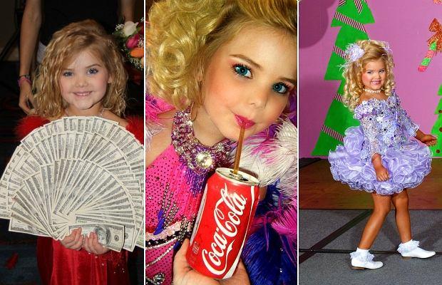 Eden Wood - sześcioletnia modelka.