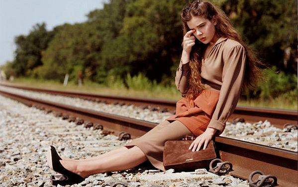 14-letnia Hailee Steinfeld dla Miu Miu
