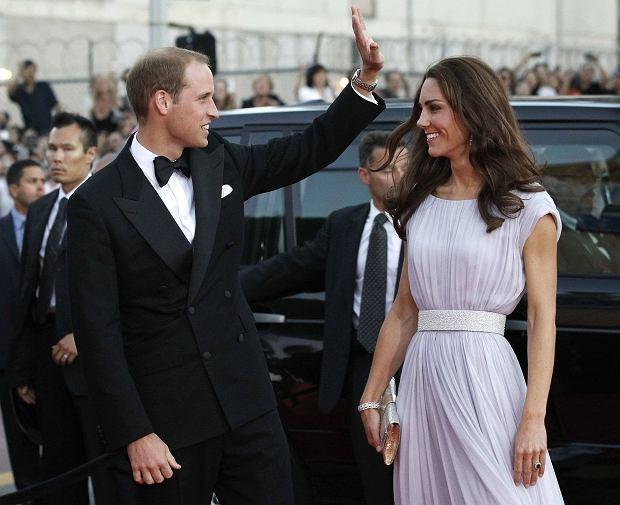 Książęca para tym razem odwiedziła Los Angeles. Kate i William pojawili się na promującej brytyjskie kino imprezie ''Brits to Watch''zorganizowanej przez Brytyjską Akademię Sztuk Filmowych i Telewizyjnych. Małżonkowie przeszli po czerwonym dywanie i porozmawiali z gwiazdami filmowymi.