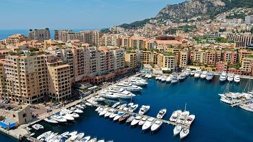 Prowansja, Monte Carlo, Lazurowe Wybrzeże,