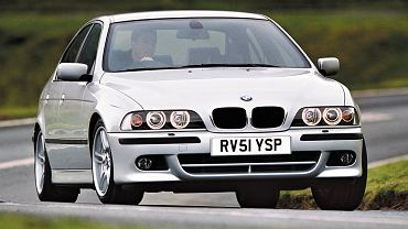 BMW Serii 5 E39