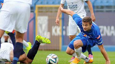 Karol Linetty strzelił jedynego gola dla Lecha w sparingu z Unią Swarzędz
