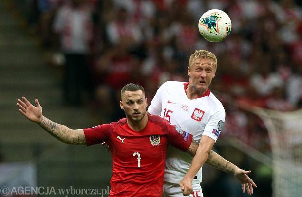 """Kamil Glik odniósł się do swoich słów po meczu z Łotwą. """"Nie mam z tym problemu"""""""