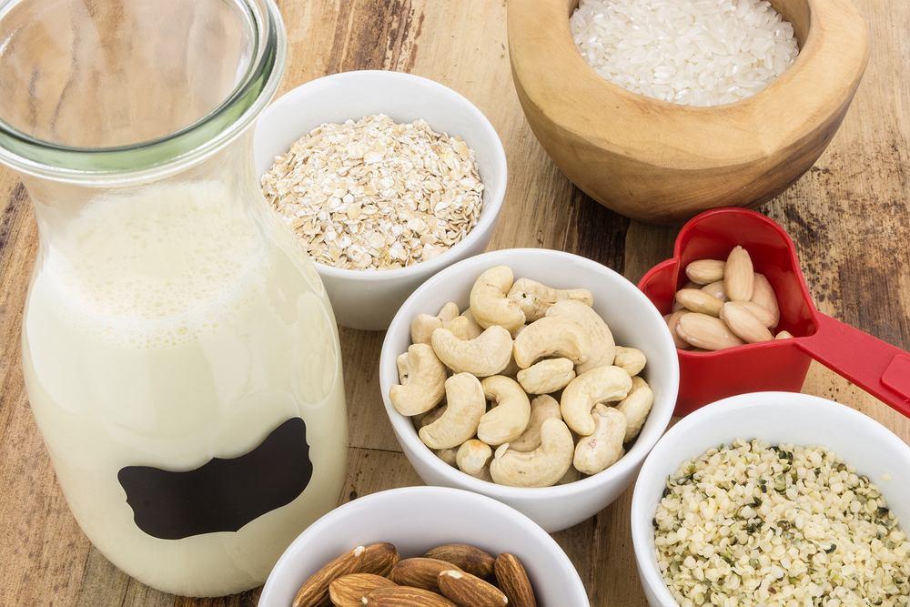 Mleko roślinne, to już stale wybierany przez nas produkt spożywczy.
