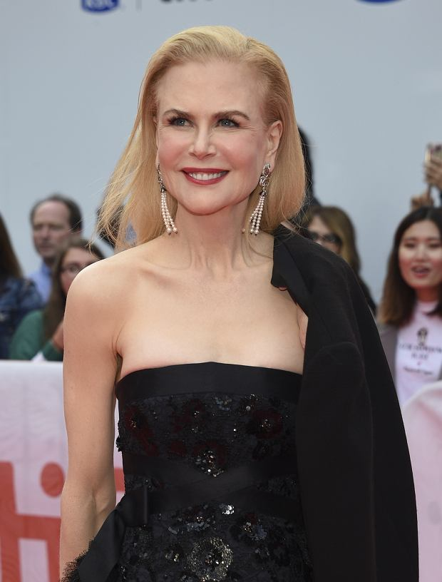 Nicole Kidman attends a premiere for The Goldfinch' on day four of the Toronto International Film Festival at Roy Thomson Hall on Sunday, Sept. 8, 2019, in Toronto. (Photo by Evan Agostini/Invision/AP)