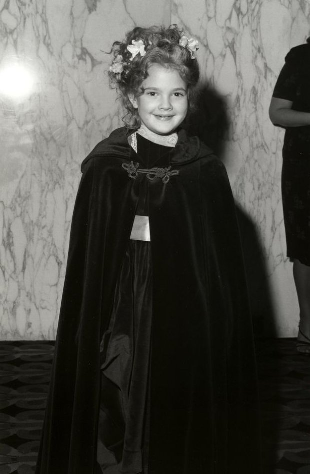 Drew Barrymore (1982 rok)