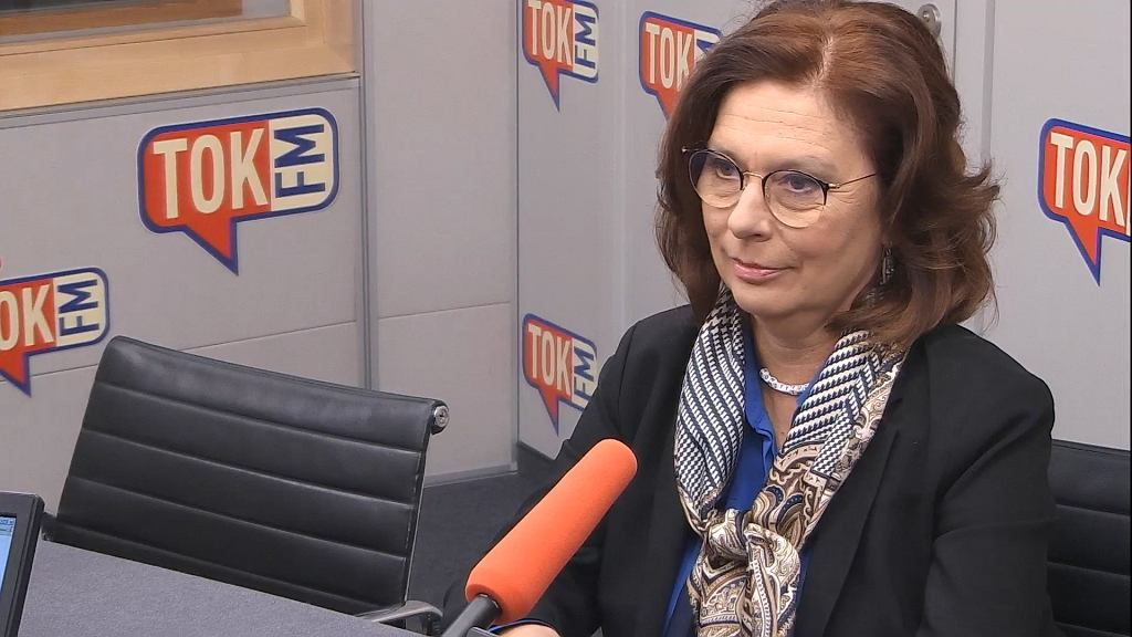 Na zdjęciu: Małgorzata Kidawa-Błońska