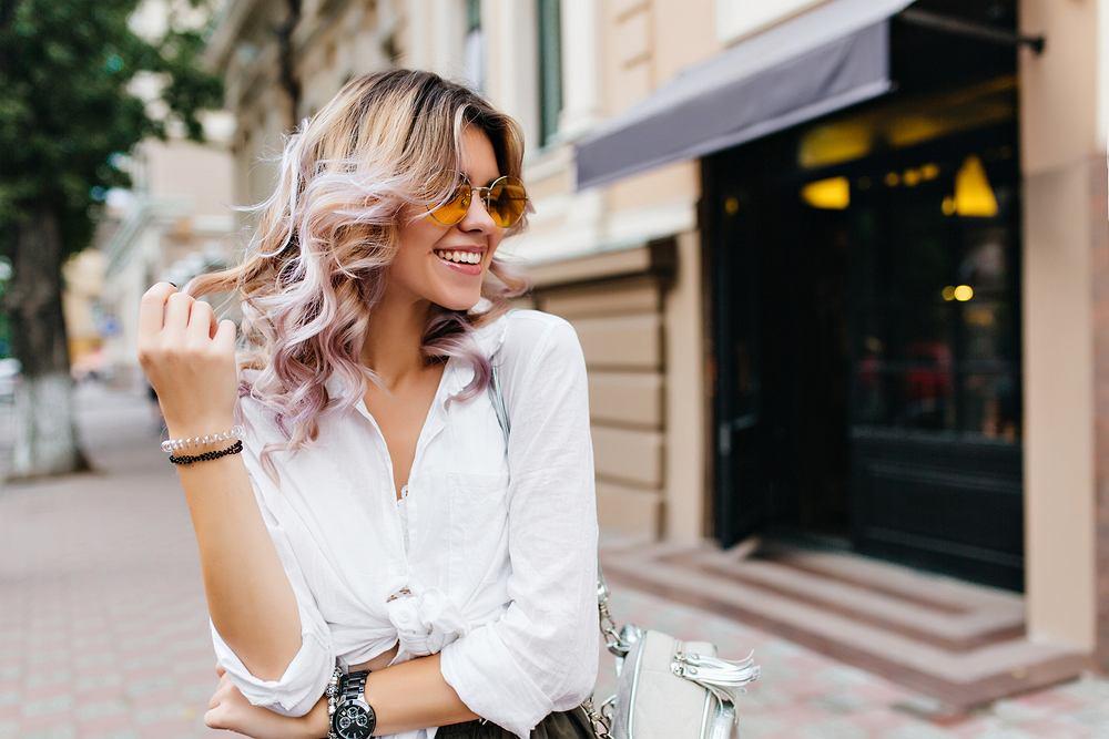 Jakie Będą Najbardziej Modne Fryzury Dla Jasnych Włosów