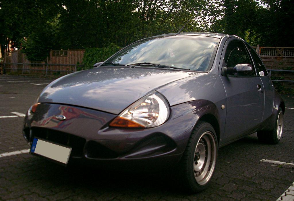 Ford Ka projektu Colaniego