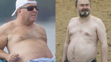 Karol Karski i Ryszard Czarnecki