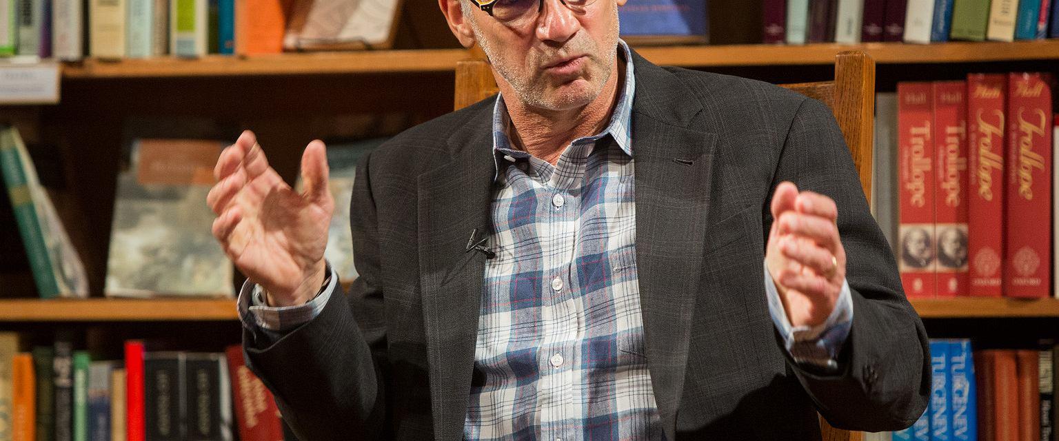 Jon Krakauer (fot. Governor Tom Wolf / Flickr.com / CC BY 2.0)