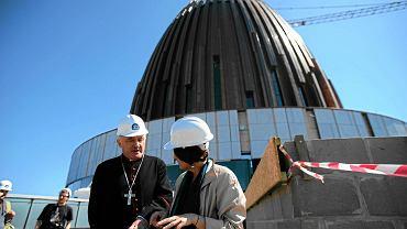 Budowa Świątyni Opatrzności Bożej