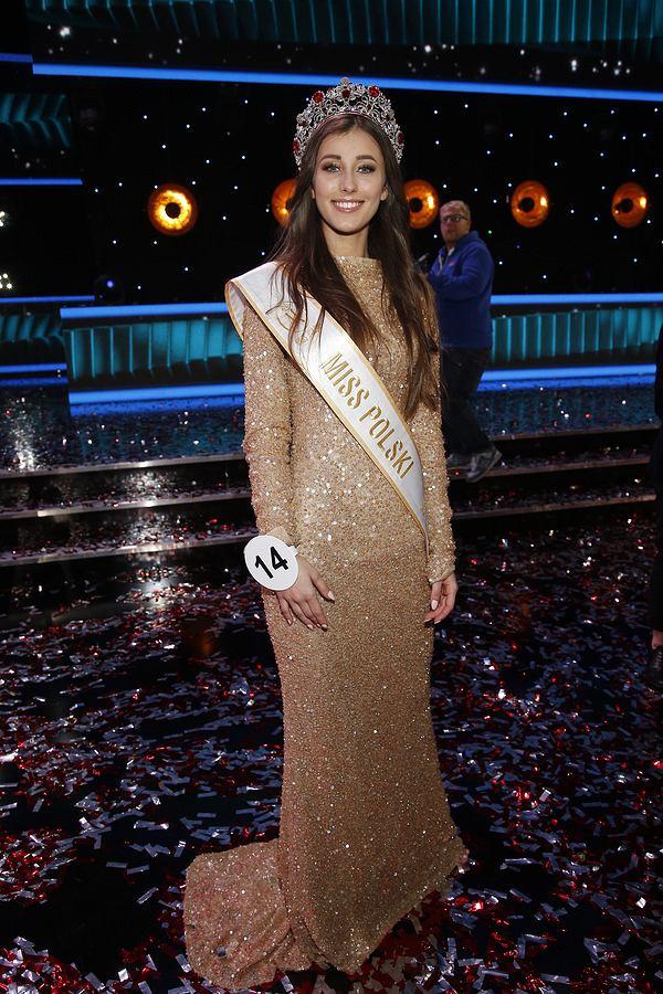 Miss Polski 2016. Paulina Maziarz