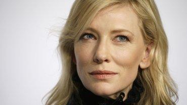 Cate Blanchett na festiwalu w Cannes