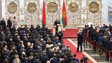 Środowa inauguracja Aleksandra Łukaszenki zaskoczyła wszystkich