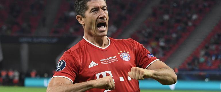 Bayern strzelił gola w dogrywce i zdobył Superpuchar Europy! Piękna asysta Lewandowskiego