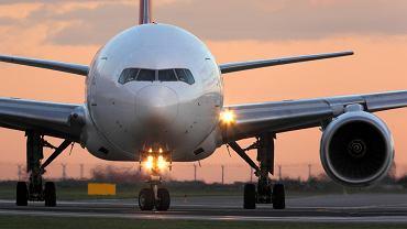 Zakaz lotów na nowych zasadach