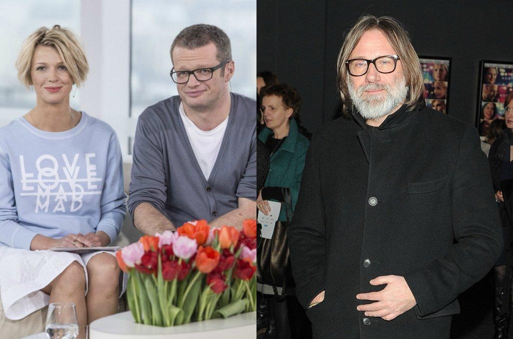 Magda Mołek, Marcin Meller, Andrzej Saramonowicz
