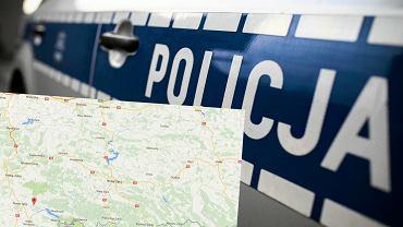 Policjanci uratowali życie 18-miesięcznej dziewczynce