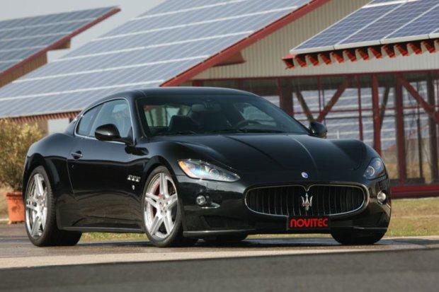 Novitec Maserati GT