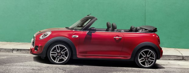 Nowe Mini Cabrio