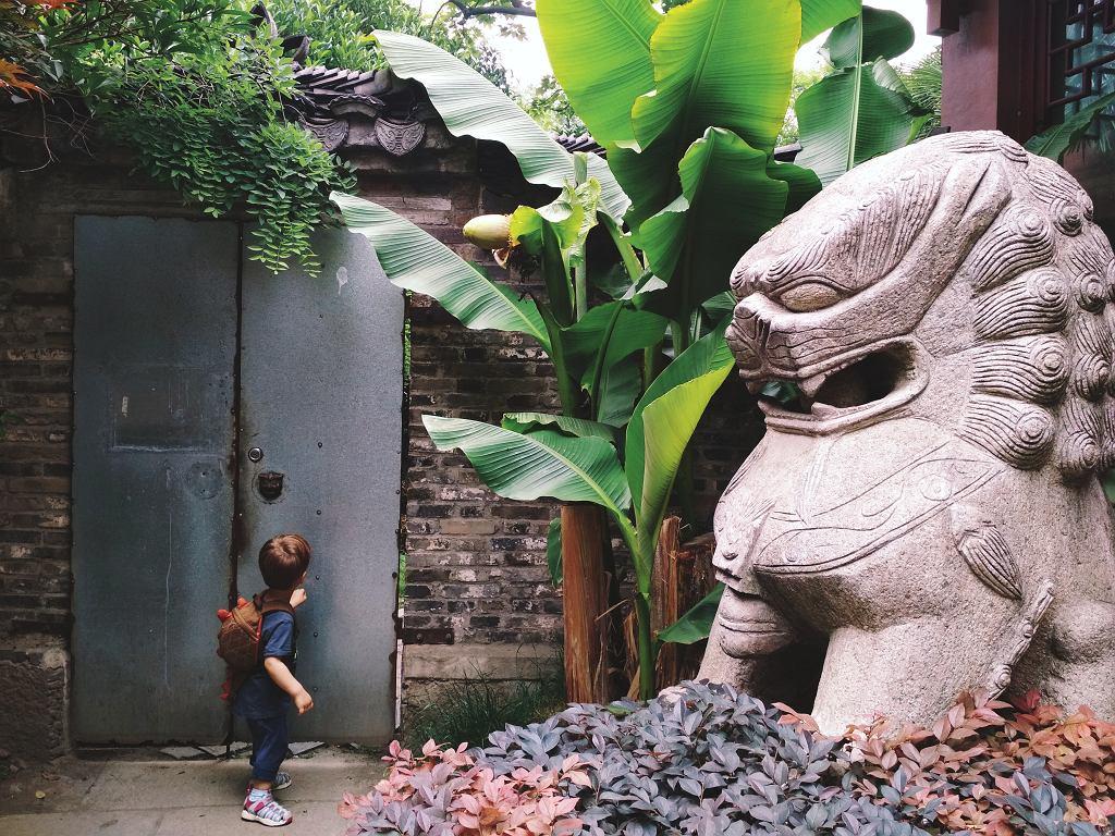 Kasia i Jacek mieszkają w Chinach od 8 lat. Mają 3,5-letniego syna Leona.